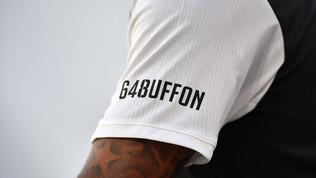 Juventus, maglia speciale per le 648 partite di Buffon