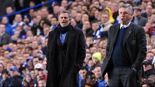 "Mourinho: ""Infrangerò le regole per abbracciare Ancelotti"""