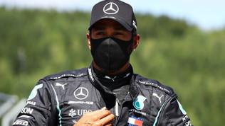 F1 Austria, Hamilton penalizzato: partirà quinto