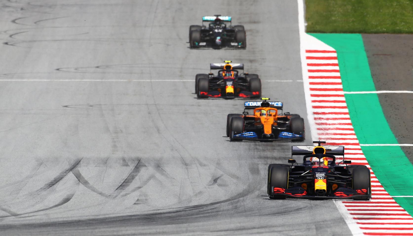Trionfo per il finlandese in Mercedes, podio anche per Leclerc