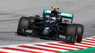 Bottas vince un GP da brivido in Austria