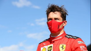 """Leclerc: """"Risultato a sorpresa, ora al lavoro"""". Vettel deluso"""