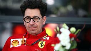 """Binotto: """"Leclerc super, Vettel ha commesso degli errori"""""""