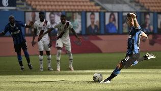 Bologna, Juwara e Barrow castigano l'Inter