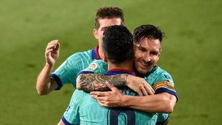 "Messi, Bartomeu spegne i rumors: ""Chiuderà la carriera qui"""