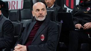 """Pioli: """"Èil Milan che volevo. Supereremo la fatica con gli stimoli"""""""