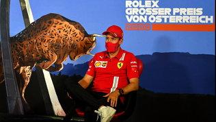 """Vettel al bivio: """"Futuro? Non ho ancora deciso, ma sono ambizioso"""""""