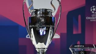 Venerdì il sorteggio Champions sul 20 e in streaming: la guida