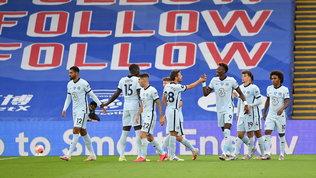 Pari Leicester, il Chelsea vince e mette la freccia: terzo