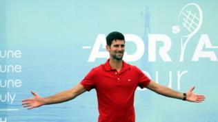 """Djokovic e il contagio da Coronavirus:""""Su di me caccia alle streghe"""""""