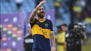 """De Rossi: """"Pronto ad allenare col mio staff tecnico. Sogno il Boca Jrs"""""""