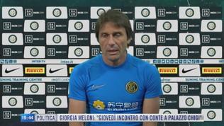 L'Inter deve dare risposte a Conte