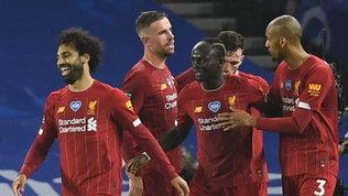 Liverpool 30 e lode | Manita del City | Colpo Europa per lo Sheffield