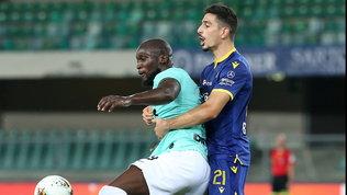 L'Inter stecca al Bentegodi: Veloso manda Conte al quarto posto