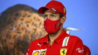 """Red Bull chiude a Vettel: """"Non c'è posto"""""""