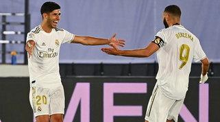 Il Real Madrid non sbaglia, Benzema e Asensio regolano l'Alaves