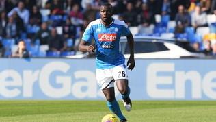 """Koulibaly, il cuore è azzurro: """"Napoli a vita? Non direi di no"""""""
