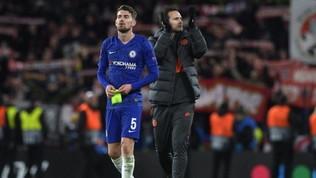 """Lampard prova a respingere la Juve: """"Conto ancora su Jorginho"""""""