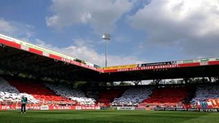 Union Berlino, test gratis ai tifosi per riaprire lo stadio