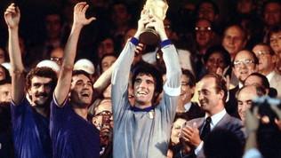 Campioni del mondo: 38 anni fa il trionfo azzurro del Bernabeu