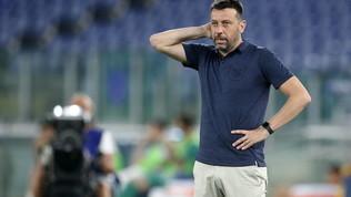 """D'Aversa: """"Il positivo è asintomatico, sta bene. Ora Parma in isolamento"""""""