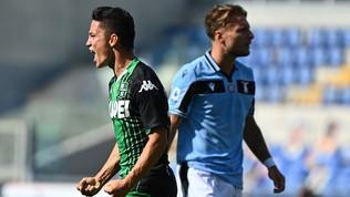 Lazio-Sassuolo, le foto della partita