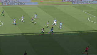 Lazio-Sassuolo 1-2, gli highlights