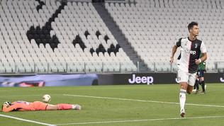 I numeri dicono Ronaldo: 18 gol nel 2020 | Immobile adesso è a un passo