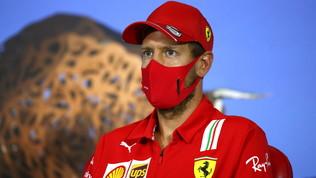 """Vettel: """"Manovra azzardata"""". Leclerc: """"Tutta colpa mia"""""""