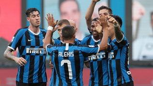 Una cena per ricompattarsi: l'Inter punta il secondo posto
