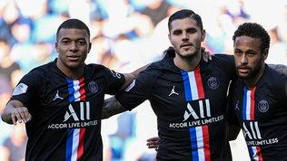 Il Psg torna in campo: 9-0 al Le Havre nell'amichevole col pubblico