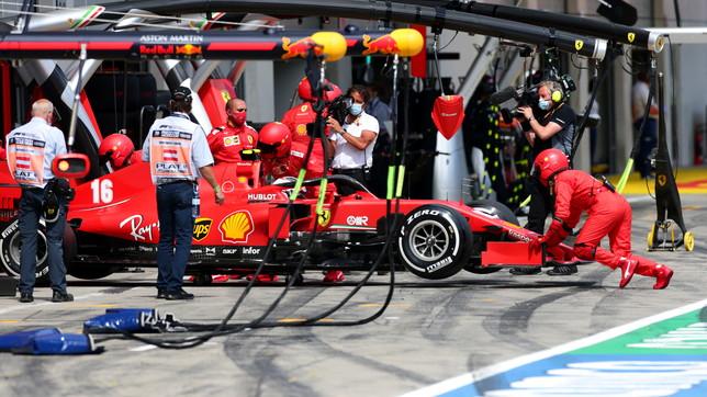 Ferrari, l'incidente Leclerc-Vettel non distragga dal problema di prestazioni