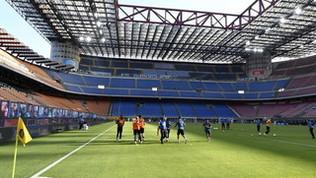 La Lega A chiede riapertura parziale degli stadi. Protocollo quasi pronto