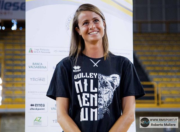 Marta Bechis, confermata a Brescia dopo un'ottima seconda parte di 2019/20.