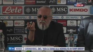 """""""Il mio Ringhio"""", il Napoli riparte da Gattuso"""