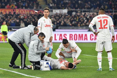 12/1/20 Roma-Juve 1-2 - sorpasso e campione d'inverno: stop dell'Inter contro l'Atalanta, i bianconeri chiudono il girone d'andata con 48 punti, 2 più dei nerazzurri e 6 più della Lazio.