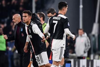 10/11/19 Juve-Milan 1-0 - Nel giorno della tanto discussa sostituzione di Ronaldo, Dybala stende i rossoneri e i bianconeri scavalcano nuovamente l'Inter in testa.