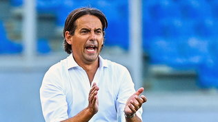 """Inzaghi:""""Gruppo compatto, vogliamo superare questo momento"""""""