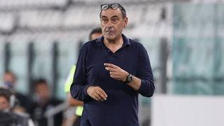 """Sarri: """"Lo scudetto non è scontato, il Sassuolo come l'Atalanta"""""""