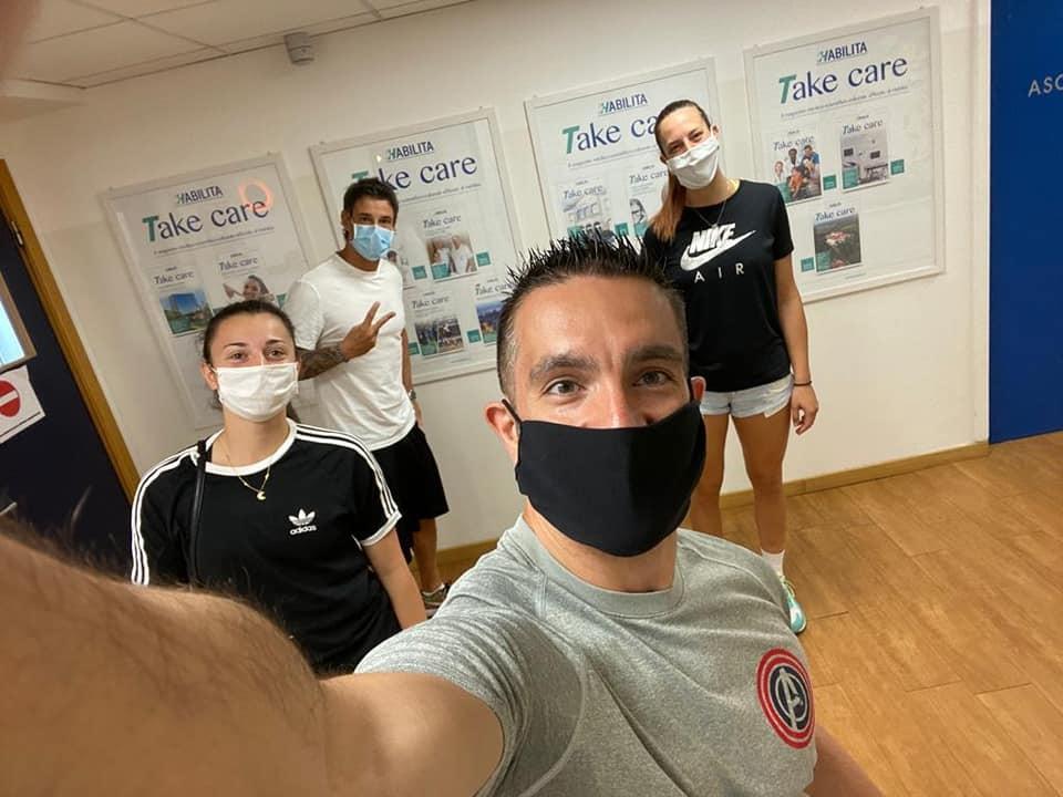 Visite mediche per la Zanetti Bergamo.