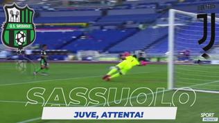 Sassuolo-Juventus: quale giocatore potrebbe battere un record?