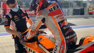 MotoGP, finalmente tutti in pista