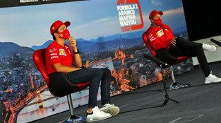 """Vettel-Leclerc, nessun rancore: """"Cose che succedono"""""""
