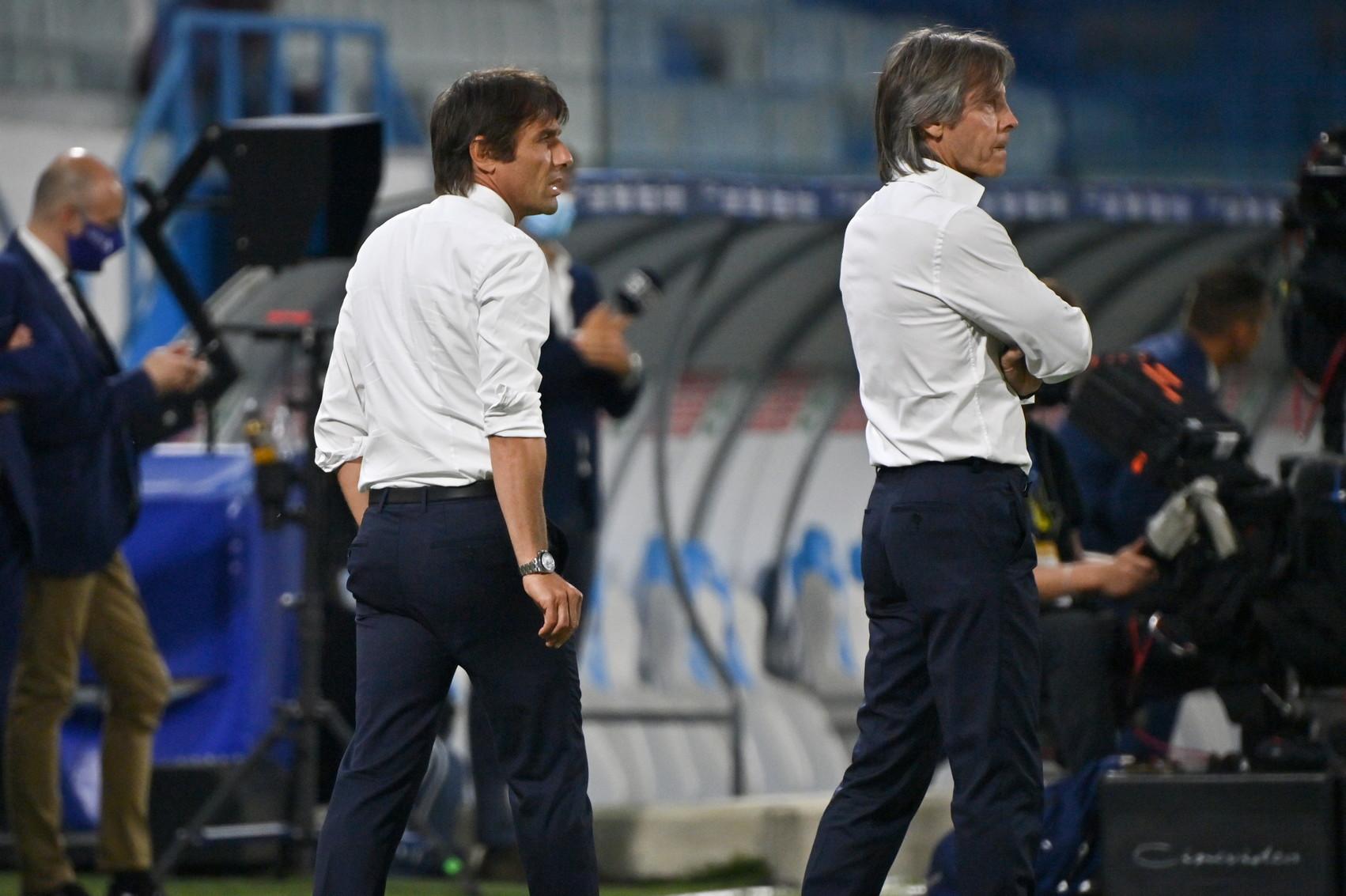 Candreva, Biraghi, Sanchez e Gagliardini annientano i biancazzurri