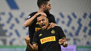 Inter: signori, Alexis Sanchez