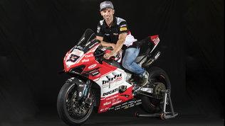 """Melandri torna al Mondiale e correràcon la Ducati: """"Ha deciso il destino"""""""