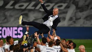 Real campione: Zidane e il trionfo dell'anti-divo