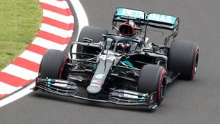 Volano le Mercedes, Ferrari davanti alle Red Bull in Ungheria