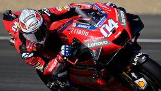 """Ducati: """"Dovizioso non è in discussione, qualche gara per decidere"""""""