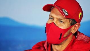 """Vettel: """"In Ferrari ho fallito, ma nessun pentimento"""""""